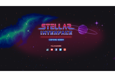Stellar Interface Windows, Mac, Linux game - Indie DB