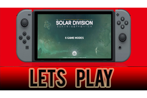 Solar Division - Best Tower Defence game on Nintendo ...