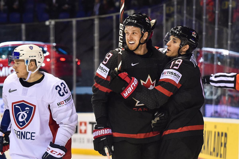 IIHF suspends Canada's Mantha one game for hit to head ...