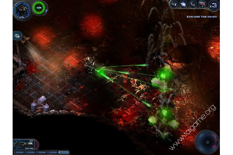 Alien Shooter: Vengeance - Download Free Full Games ...