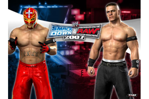 WWE SmackDown vs Raw 2007 PC Game Free Download - Bangdatas