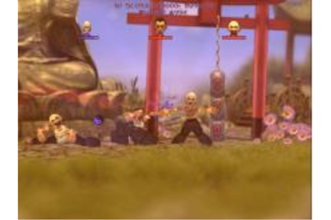 Rag Doll Kung Fu Download (2005 Arcade action Game)