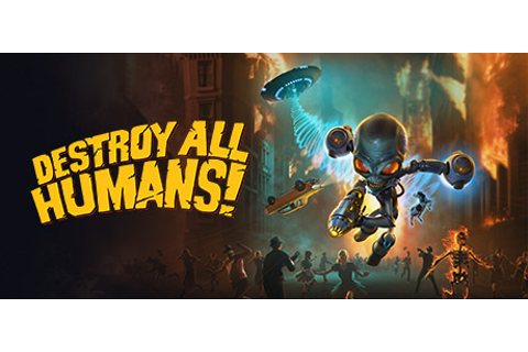 Destroy All Humans Free Download PC Game - Ocean of Games
