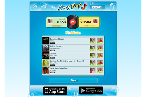 Song Pop – The new Angry Birds?