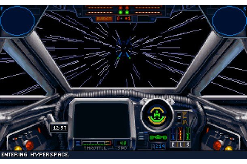 """The Greatest Star Wars Game Ever"": TIE Fighter 