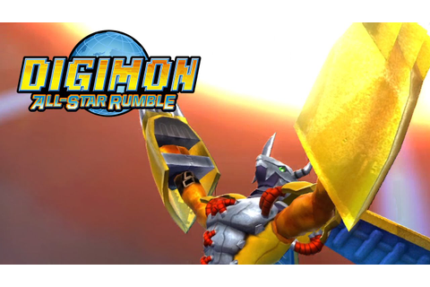 First 30 Minutes: Digimon All-Star Rumble [XBOX360/PS3 ...