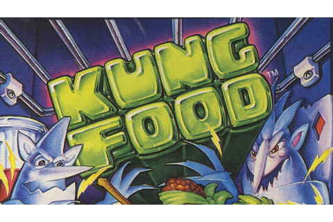 Classic Game Room - KUNG FOOD review for Atari Lynx - YouTube
