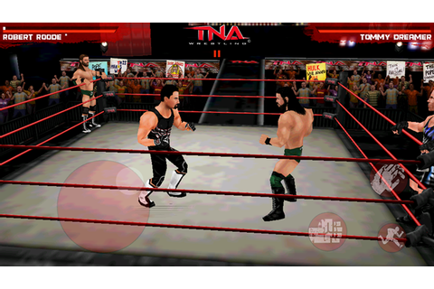 [New Game Review] TNA Wrestling iMPACT Brings Bodyslamming ...