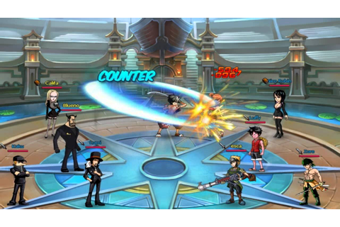 Tournament - Anime Pirates - Online Game - Browser Game ...