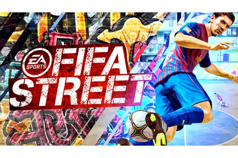 FIFA 18 - FIFA STREET GAME MODE 😱 PS4 FIFA STREET - XBOX ...