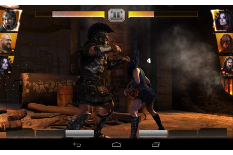 WWE Immortals Android Game APK (com.wb.wwe.brawler2014) by ...