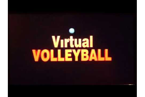 Virtual Volleyball - Sega Saturn Import - Can You Play It ...
