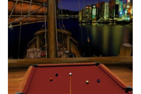 Screens: Jimmy White's Cueball World - PS2 (1 of 11)