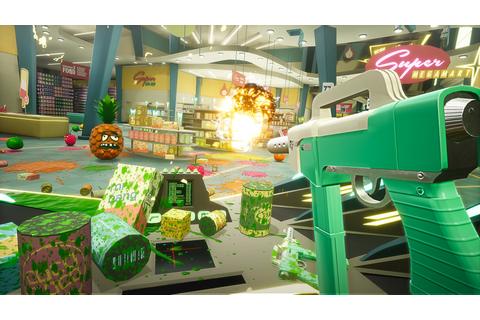 Hands On: Job Simulator and Pesky Produce Collide in ...