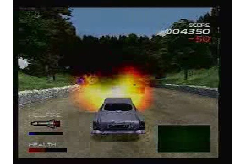 007 Racing PSX PS1 2000 - YouTube