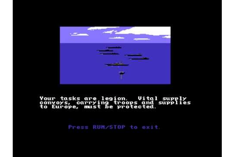 Red Storm Rising - C64 Intro - YouTube