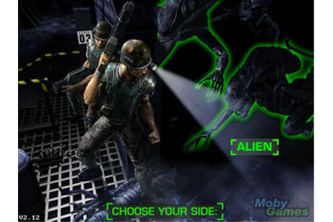 Aliens Online Game Download