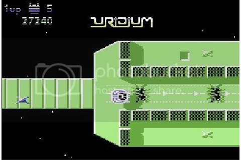 A Gamer Forever Voyaging: Uridium (Commodore 64)