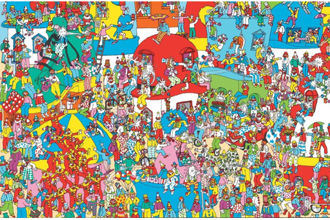 Graduate Student Creates Algorithm To Beat Where's Waldo ...