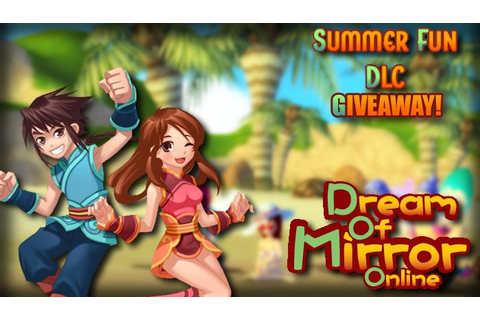 Dream of Mirror Online - Free DLC Key Giveaway! - MMORPG.com