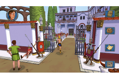 Horrible Histories: Ruthless Romans Review (Wii ...