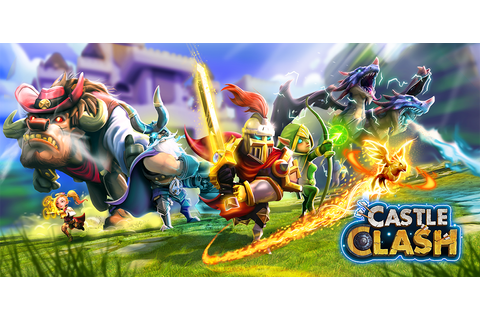 Download Castle Clash: Heroes of the Empire US APK latest ...