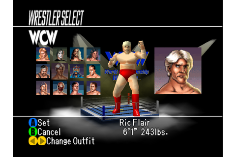 WCW vs. nWo: World Tour Download Game | GameFabrique