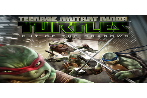 TMNT Out Of The Shadows Free Download Full PC Game