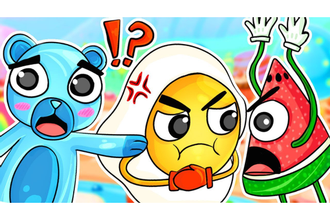 The EPIC FUNNY BATTLE in a Gummy's Life! Download