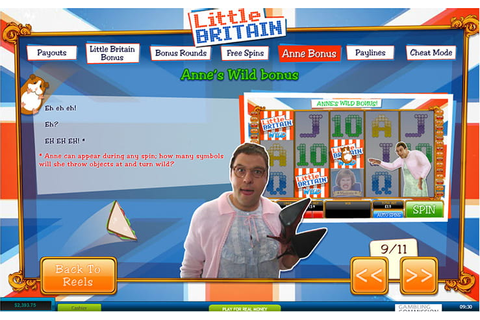 Little Britain Slot – Bonus Rounds & Features Reviewed
