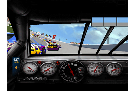 Download NASCAR Racing 2 | DOS Games Archive