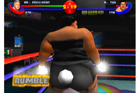 Ready 2 Rumble Boxing: Round 2 Screenshots for Dreamcast ...