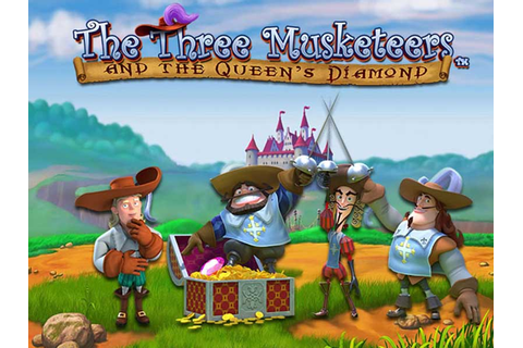 Play Slot The Three Musketeers and the Queen's Diamond by ...