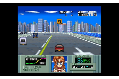 Play Kat's Run - Zen-Nihon K-Car Senshuken (Japan) • Super ...