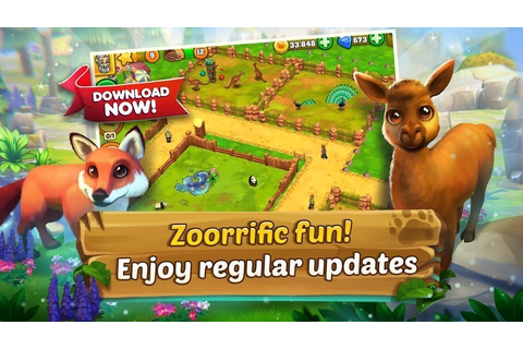 Zoo 2: Animal Park : VIP Mod : Download APK - APK Game ...