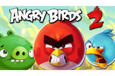 ANGRY BIRDS 2 - THE GAME - A first look at the new Angry ...