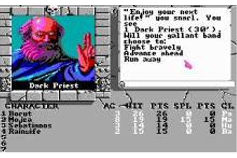 Bard's Tale 3: Thief of Fate Download (1990 Role playing Game)