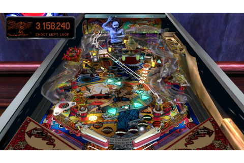 Pinball Arcade on Steam