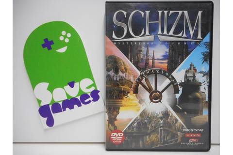Schizm Mysterious Journey - Save Games
