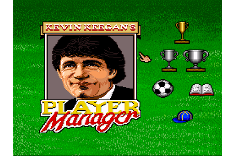 Kevin Keegan's Player Manager Download Game | GameFabrique