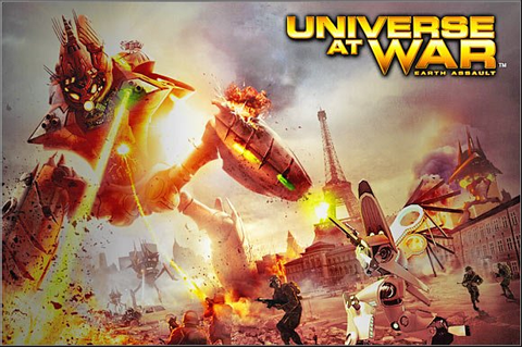 Universe at War: Earth Assault Game Guide | gamepressure.com
