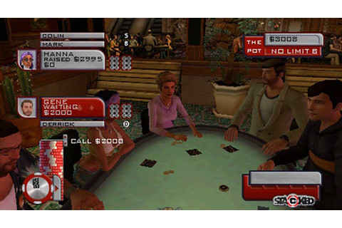 Stacked™ with Daniel Negreanu Game | PSP - PlayStation