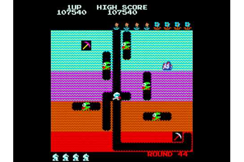 Arcade Game: Zig Zag (1982 LAX) - YouTube