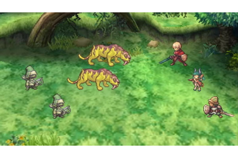Radiant Historia: Perfect Chronology battle system ...