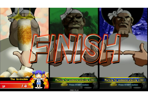 (Arcade) The Bishi Bashi - Full playthrough - YouTube