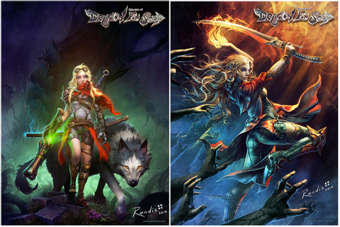Dragon Fin Soup's One Year Kickstarter Anniversary! Woot ...