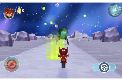 PJ Masks™: Racing Heroes: Amazon.in: Appstore for Android