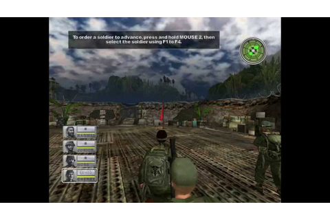 Conflict Vietnam PC Gameplay HD - YouTube