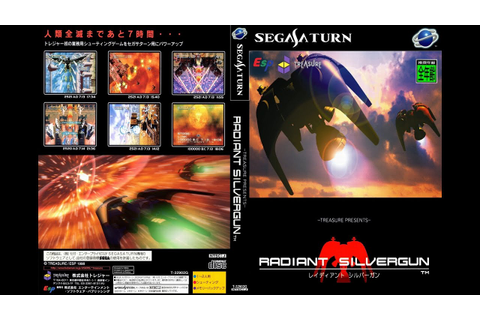 Radiant Silvergun - Saturn shooter review HD - YouTube