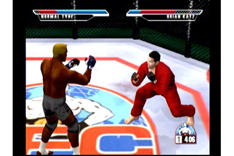 Ultimate Fighting Championship (Jeu Dreamcast) - Images ...